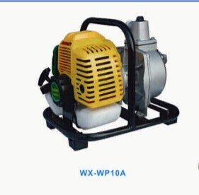 Small 1inch Home Use 42.7cc 1.25kw 25m High Quality Gasoline Water Pump pictures & photos