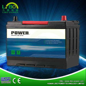 Libo Power 12volt Maintenance Free Automotive Battery Nx120-7mf