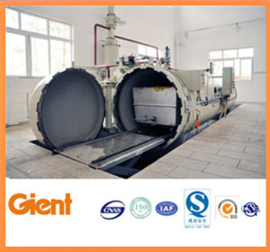 Medical Waste Treatment Autoclave--Mws400 (Capacity: 400kg/cycle, 5t/day)