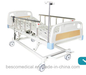 Three Functions Electric Bed/Homecare Bed/Hospital Bed