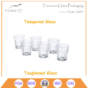 OEM Tempered Glass Cups for Water pictures & photos