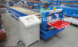 Metal Ibr Roof Sheet Roll Forming Machine (XF37-174-848)