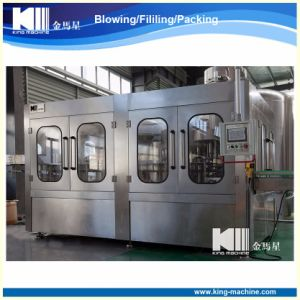 The Best Filling Machine/Pet Bottle Water Filling Machine Production pictures & photos