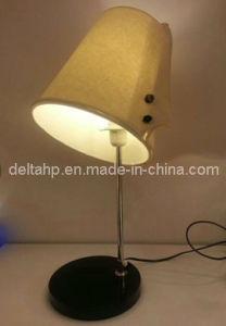 Modern Design Table Lamp with Slant Hat Shade (C5007325) pictures & photos