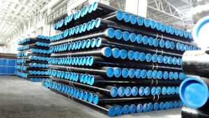 API 5L Standard Line Pipe (X42, X46, X52) , Nps 24 26 20 ERW Steel Pipe pictures & photos