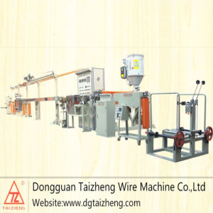 Tz Single Screw Plastic Extruder Machine pictures & photos