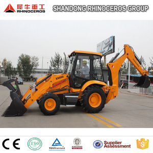 Chinese Backhoe Loader 8ton Loader Backhoe Backhoe Loader Spare Parts pictures & photos