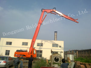 CE Certificate-Hitachi High Reach Boom for 20ton Excavator pictures & photos