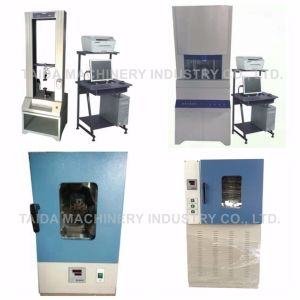 Rubber Rheometer Viscometer Tensile Tester Laboratory Equipment Testing Instrument Machine pictures & photos