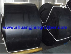 Ep150 Ep300/2 12MPa Rubber Conveyor Belt