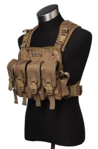 Military Equipment Airsoft Tactical Carry Chest Rig Vest