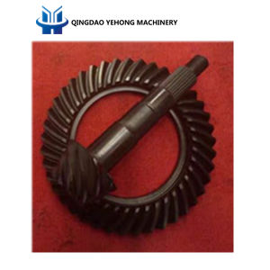 BS6049 8/41 Long Life for Toyota Drive Axle Spiral Bevel Gear Helical Bevel Gear pictures & photos