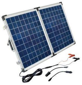 180W Folding Solar Panel for Camping with Motorhome in Holiday pictures & photos