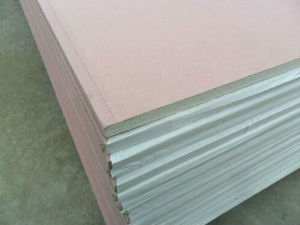Regular Gypsum Plasterboard for Drywall (1200X2400mm/1200X2500mm) pictures & photos