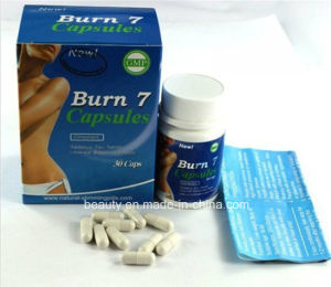 Strong Effect Burn 7 Herbal Slimming Fast Weight Loss Pills pictures & photos