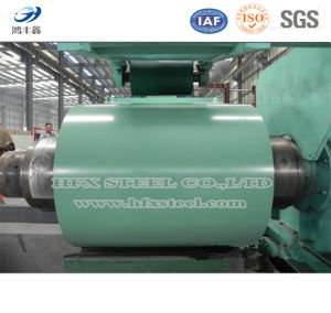 Ral Colored Coated Preppainted Steel Coil with SGS Approved