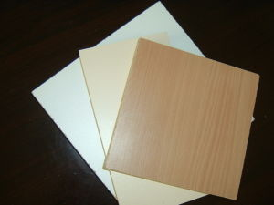 1220X2440mm Melamine Particle Board pictures & photos