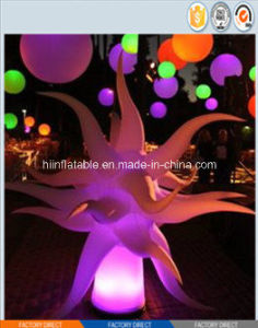 2015 Hot Selling Party Decoration Inflatable Standing Star with LED Light 00003