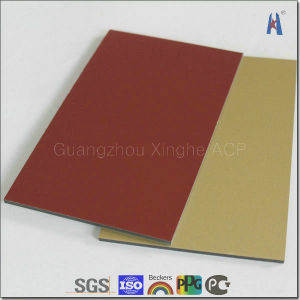 Aluminum Composite Panel Natural Stone Cladding Panels pictures & photos