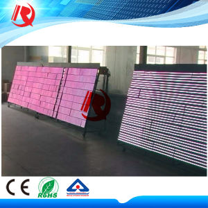 Advertising P10 LED Module Outdoor LED Moving Sign Display pictures & photos