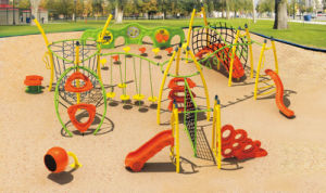 Climbing Playground Equipment and Slide pictures & photos