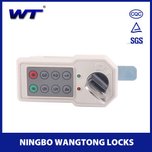with Master Key Function Electronic Lock pictures & photos