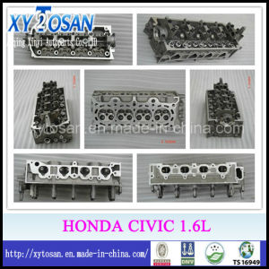 Cylinder Head (Cover) Used for Honda Civic 1.6L pictures & photos