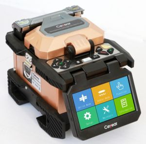 Ceyear 6481A/B Optical Fiber Fusion Splicer (6-motor/4-motor) with Different Colors