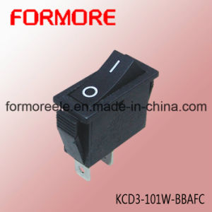 on-off Kcd3 Rocker Switch /Power Switch pictures & photos