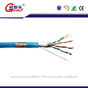 High Frequency Cat5e STP Network Cable pictures & photos