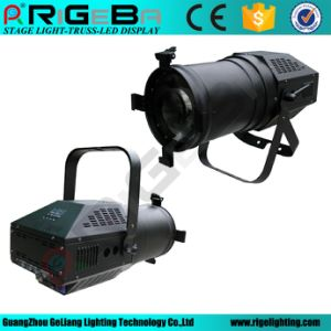 180W LED RGBW Colorful Spot Profile Stage Light pictures & photos