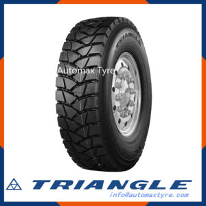 Trd99 Triangle New Pattern All Steel Radial Tyre Winter Snow Ice Truck Tyre pictures & photos