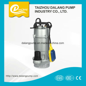 Qdx1.5-17-0.37f Shimige Typee Electric Submersible Water Pump for Agriculture Use pictures & photos