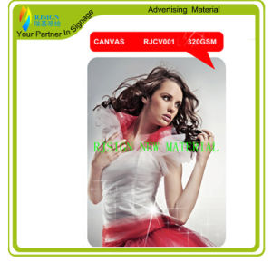 Inkjet Canvas /Digital Printing Canvas pictures & photos