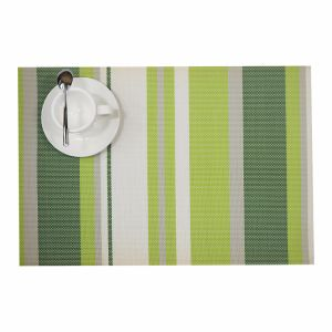 Stripes Promotional PVC Placemat for Home & Restaurant