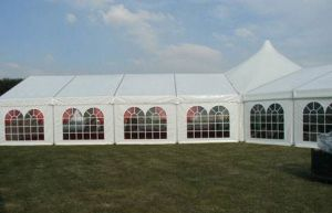 UV-Resistant Exhibition Tent PVC High Strength Tarp/Tarpaulin pictures & photos