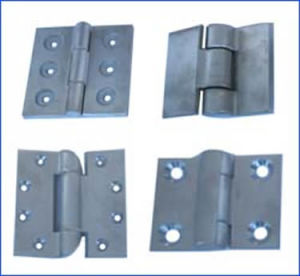 Investment Precision Casting Stainless Steel Hardware Bathroom Accessories Door Hinge pictures & photos