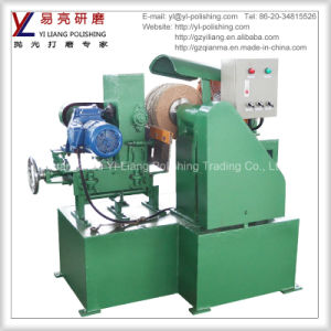 Zinc Alloy Tube and Pipe Grinding Polishing Machine