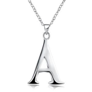 Charming Letter Pendant Necklace Fashion Jewelry
