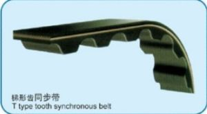Rubber Transmission Timing Belt From China pictures & photos