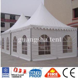 Aluminum Pergola Big Pagoda Canopy Sunshade Canopy Tent 10X10m