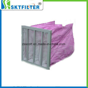 F5 F6 Pocket Filter for HVAC System