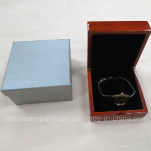 Luxury Wooden Watch Packing Gift Box Wholesale pictures & photos