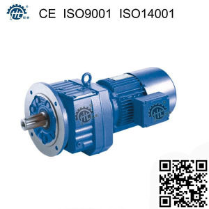Helical Gear Motor Speed Reducer