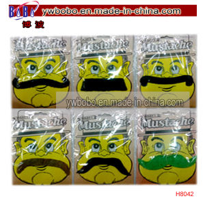Halloween Gifts Hairy Mustaches Costume Fake Mustache (H8042) pictures & photos