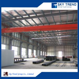 Large Span Made in China Q235 Processing Steel Structure pictures & photos