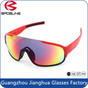 Fashion Anti-Scratch PC ANSI Z87 Polarized Sunglasses pictures & photos