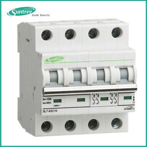 DC Circuit Breaker for Solar System (550V1000V 1200V 1A~63A) pictures & photos