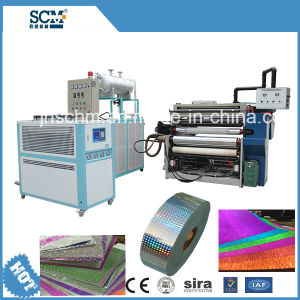 Pet Film Embossed Polyester Panel Making Machine