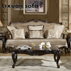 Admirable China Classic Fabric Couch Antique Sofa With Wood For Living Alphanode Cool Chair Designs And Ideas Alphanodeonline